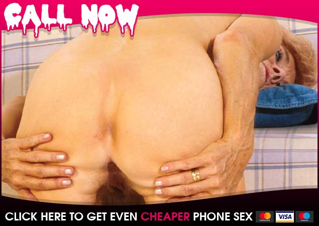 70 Year Old Granny Phone Sex