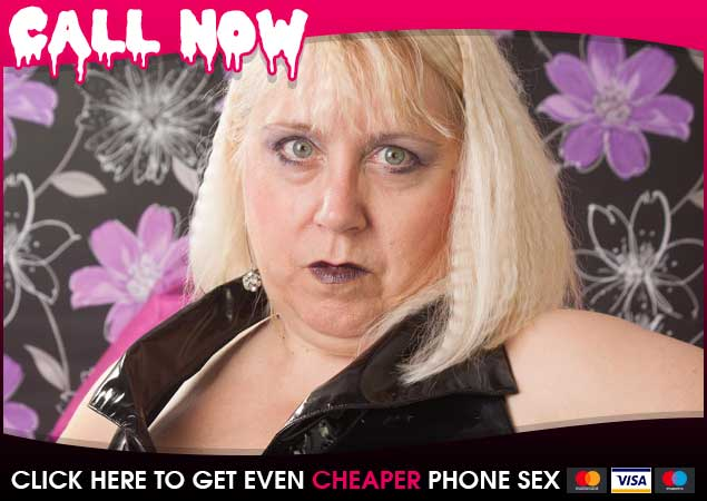 Granny Domination Phone Sex